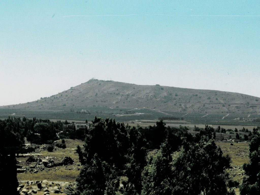 ゴラン高原