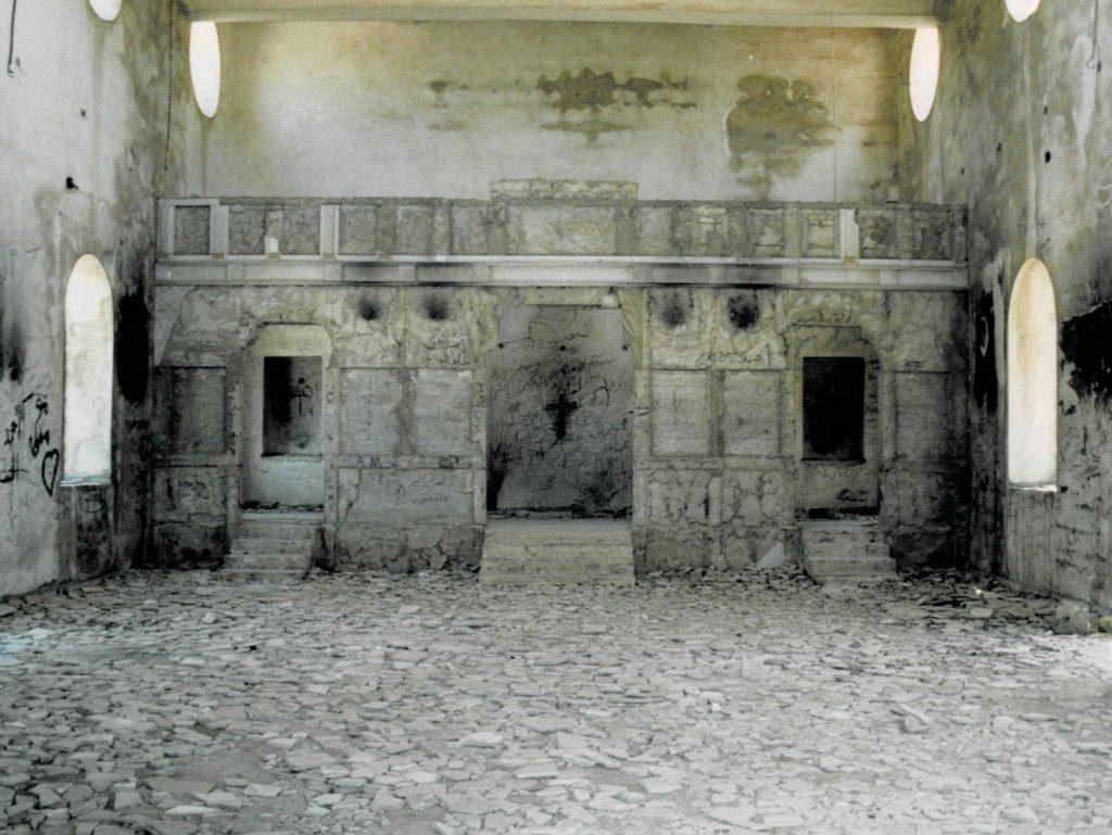 ゴラン高原教会
