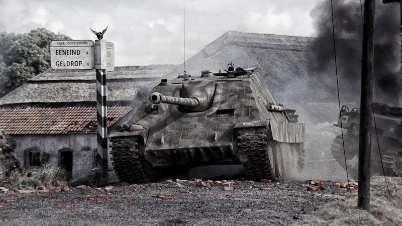 バンド・オブ・ブラザーズ 戦車