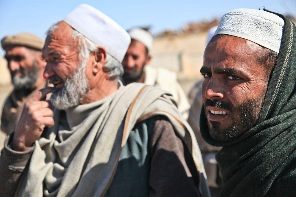 アラブ人髭