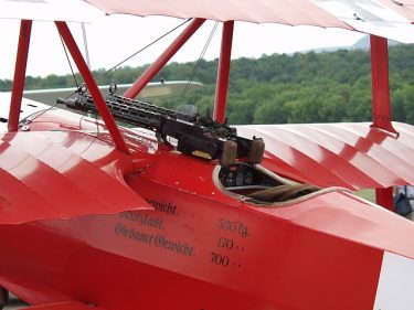 シャアが第一次世界大戦にいた!赤い彗星のモデルのレッド・バロン