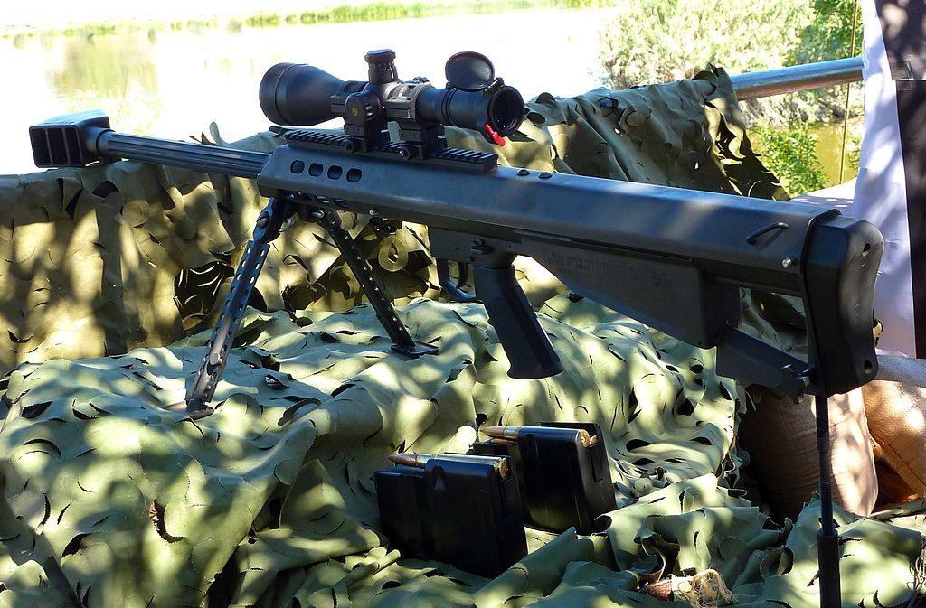 バレットM92