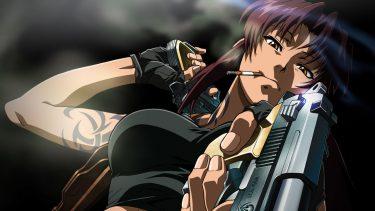 ブラックラグーン レヴィの愛銃ソードカトラスが水鉄砲になって発売