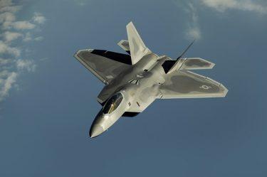 F-22ラプターのエレファントウォークが壮観すぎる