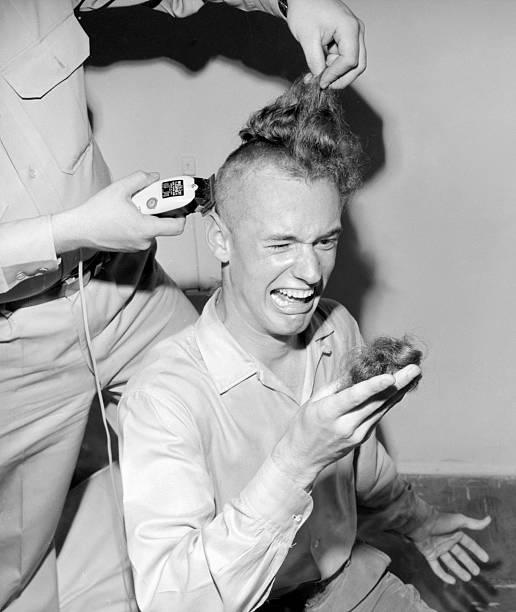 軍人に人気の髪型|ミリタリーヘアカット・ヘアスタイル14選