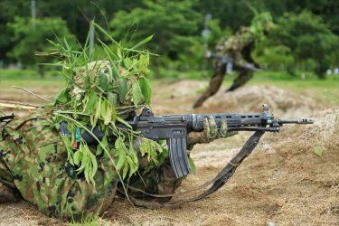 アジア・オセアニア主要国の軍の主力装備ライフルのまとめ