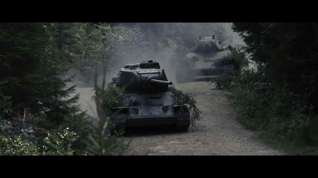 T-34中戦車