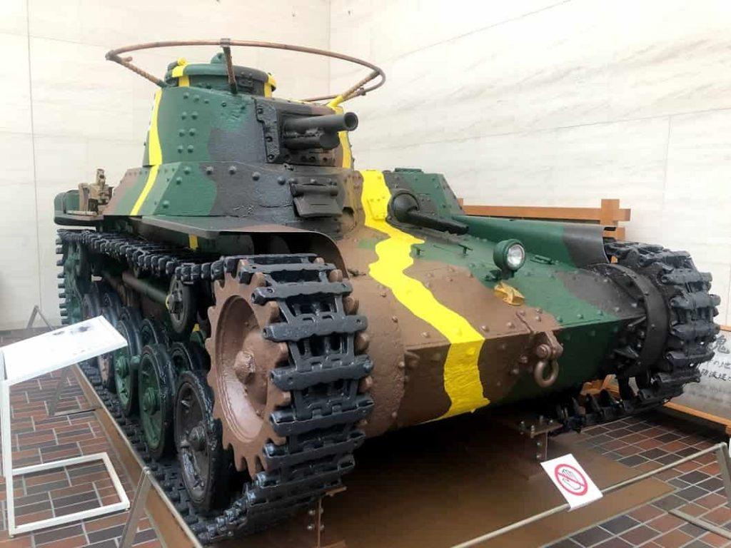 九十六式中戦車 チハ