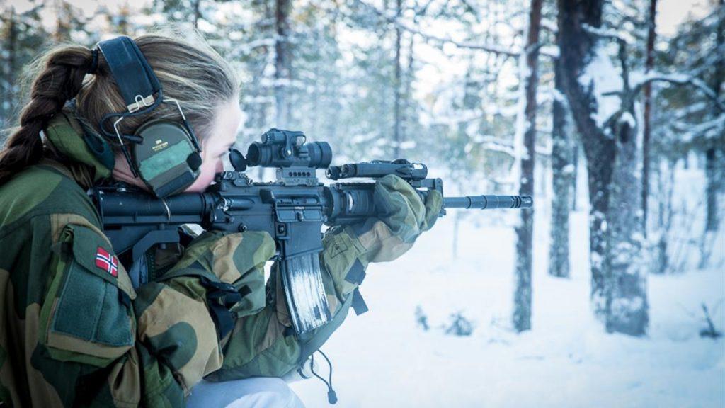 特殊部隊|ノルウェーのJegertroppen
