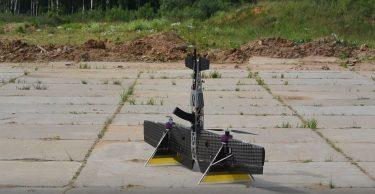 ロシアがショットガン搭載した対ドローン撃墜用ドローンを開発