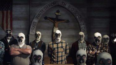 HBOドラマ『ウォッチメン』の予告編が公開されたけど、マスクがとても気になる