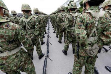 陸上・海上・航空自衛隊の猛者が集まりNo1を決める自衛隊プレミアムボディ2019