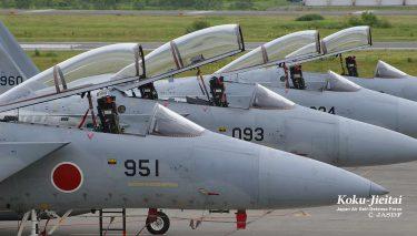 航空自衛隊の2019年のイベント予定