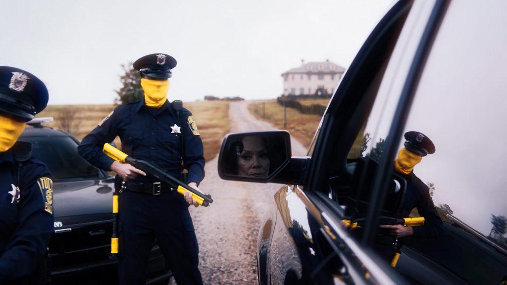 ウォッチメン 警官