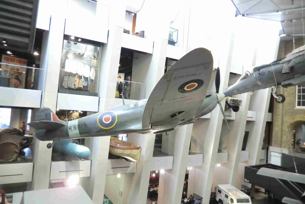 帝国戦争博物館は英国の近代戦争の歴史が分かるロンドン観光のおすすめスポット
