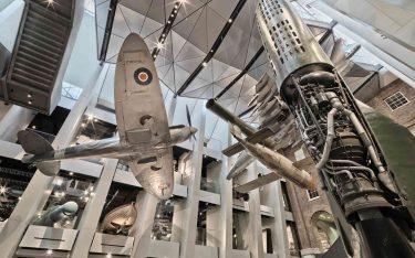 ロンドンの帝国戦争博物館に行けば近代戦争の歴史が分かる