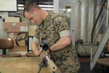 米海兵隊フォースリーコンと狙撃兵のスナイパーライフルがMk13 Mod 7に