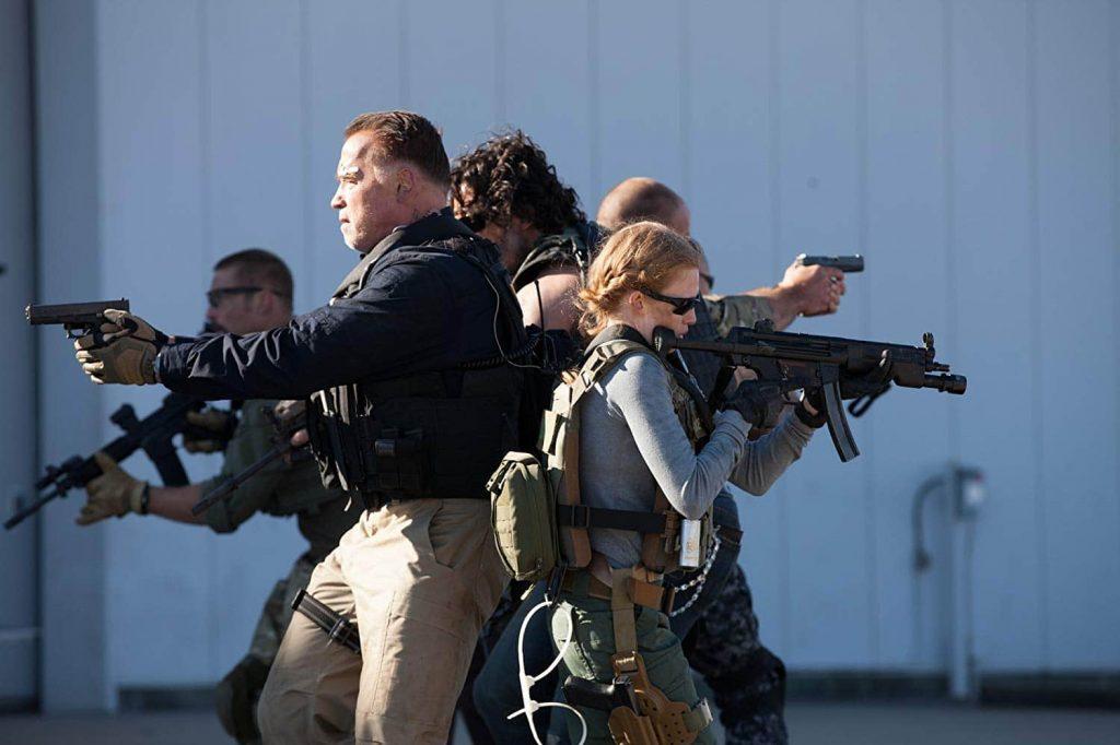 サボタージュ|麻薬取締局DEAの特殊部隊|映画レビュー
