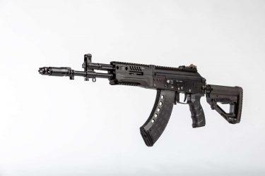 ロシアでAK-12の民間モデルがAK TR-3が発売
