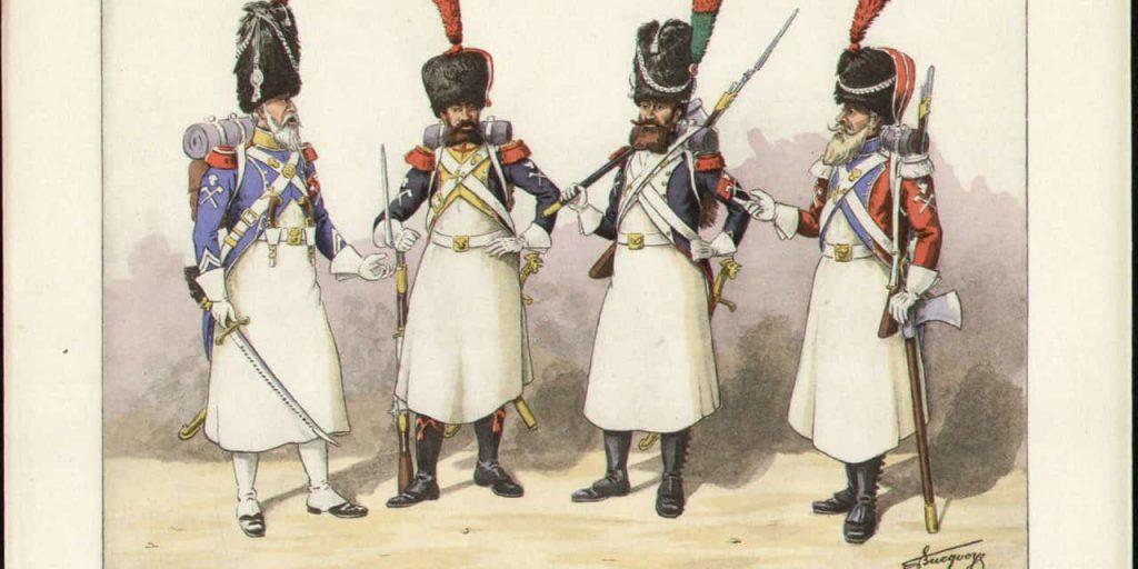 ナポレオン兵士
