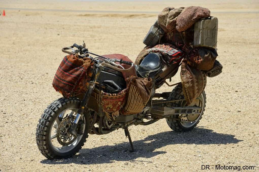 MAD MAX バイク