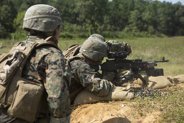アメリカ海兵隊の装備25選
