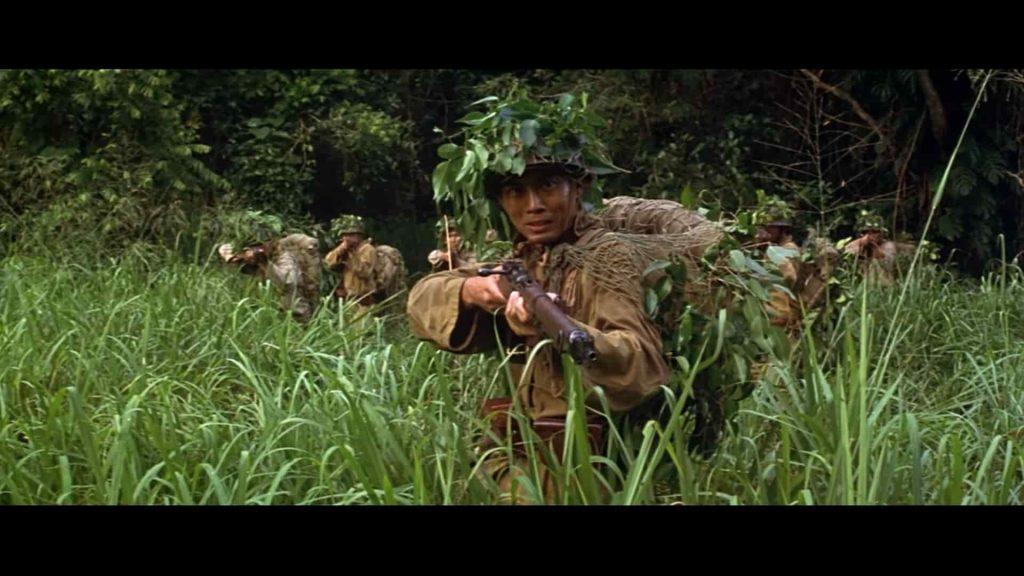シン・レッド・ライン|太平洋戦争のガダルカナルを舞台にした美しい映像|戦争映画レビュー
