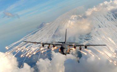 ガンシップAC-130Uが退役。新しいAC-130Jの時代に