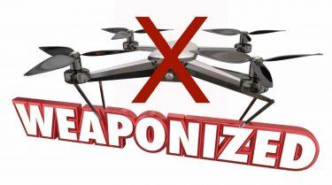 ドローンを武装するのは違法!米連邦航空局(FAA)が警告!