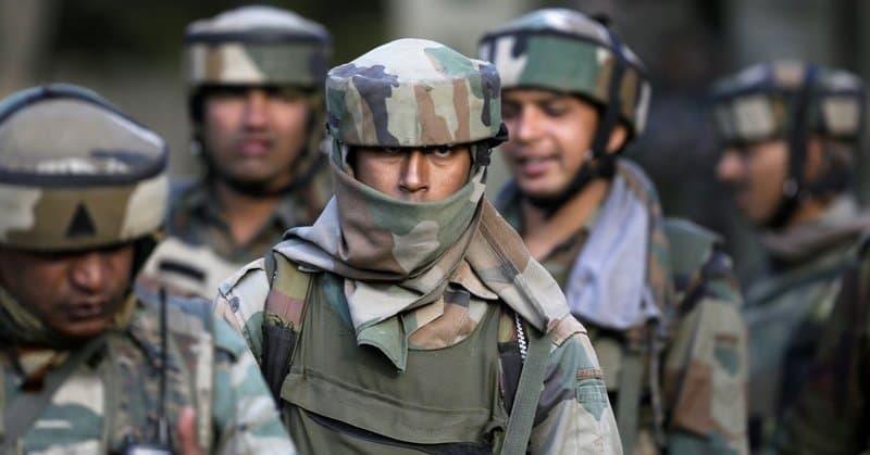 インド軍のちょっと変わったヘルメットPatka(パトカ)