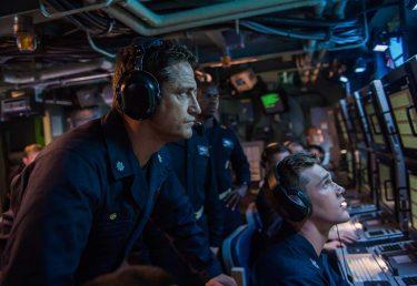 ハンターキラー|アメリカ海軍全面協力の潜水艦アクション|レビュー、ネタバレ