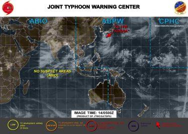 米軍の台風情報JTWCとは?気象庁と合わせて予報を確認しよう!