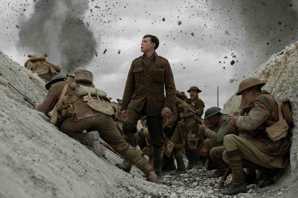 1600人の命を託された2人の兵士第一次大戦を描いた『1917』予告編・キャスト