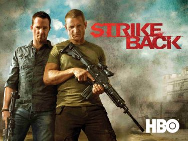 ストライクバック|ど派手な銃撃戦にちょっとエロい英軍機密情報部の海外ドラマ