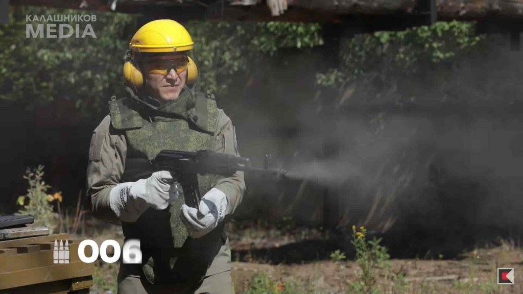 AK-74Mの頑丈さが分かる。ひたすら撃ちまくる連続射撃テスト