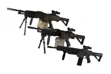 M4とM249の後継NGSWをSIG SAUERとTextronが公開