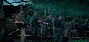 トリプル・フロンティア|麻薬王から金を奪う5人の元特殊部隊|映画レビュー