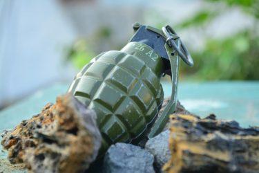 子供が幼稚園に手榴弾を持ち込んで爆弾処理班が出動