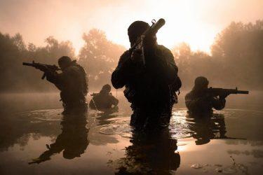 ブラックオプス(Black Ops)は援護も助けも無い秘密の任務