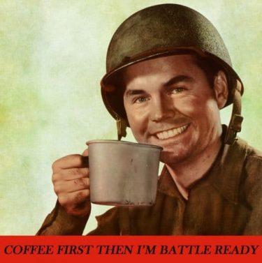 コーヒー(カフェイン)を飲む時間で眠気、脳の働きが変わる!米陸軍が開発した計算式