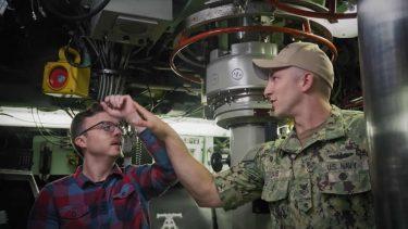 アメリカ海軍が人気ユーチューバーと組んだ新兵募集動画を公開