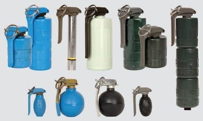 次世代手榴弾Mod 0はモジュール式で破片も少ない
