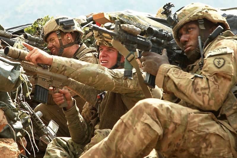 フレンドリーファイアとは?今の軍隊はどうやって防いでいる?