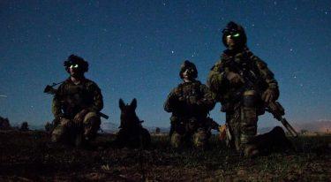 ISIS/ISILの最高指導者を殺害したのは特殊部隊デルタフォースと軍用犬