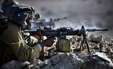 イスラエル軍が使用する実戦使用が多い銃メーカーIWI(IMI)
