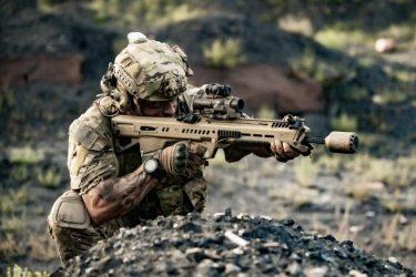 米陸軍の次世代分隊火器(NGSW)をGeneral Dynamicsが公開