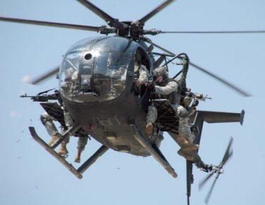 ナイトストーカーズ|特殊部隊を支援する第160特殊作戦航空部隊