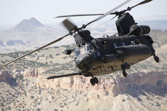 CH-47チヌーク(CH-47 Chinook)