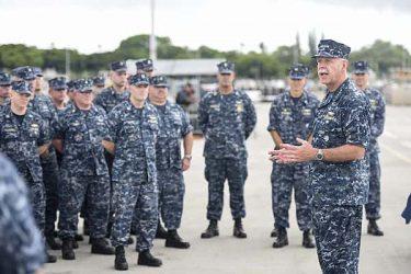 米海軍が史上最悪のブルーベリー迷彩にサヨナラ。シールズと同じ迷彩服に