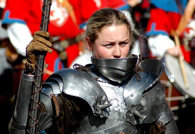 女は強し!歴史に残る最強の女性戦士・兵士10選